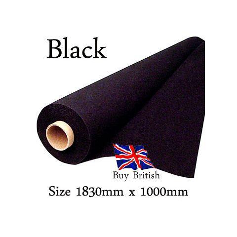 Speaker Cabinet Carpet Covering (Black)